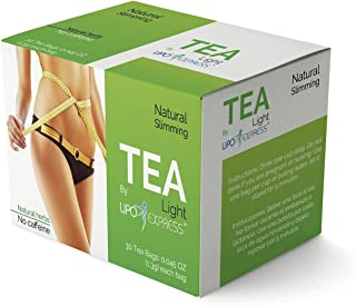Weight Loss Tea Detox Tea Lipo Express Body Cleanse, Reduce Bloating, & Appetite Suppressant, 30 Day Tea-tox, with Potent ...