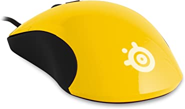 SteelSeries Kinzu v2 Optical Gaming Mouse (Yellow)