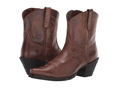 Ariat Lovely (Sassy Brown) Cowboy Boots