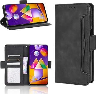 Wuzixi Case for Oppo A95 5G. Anti-Scratch, Flip Case Side suction Kickstand Feature Card Slots Case, PU Leather Folio Cove...