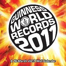 Guinness World Records 2011 Calendar