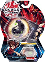 """Bakugan, Skorporos, 2"""" Tall Collectible Transforming Creature, for Ages 6 & Up"""