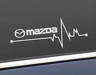 Suchergebnis Auf Für Herzschlag Für Herzschlag Aufkleber Magnete Zubehör Auto Motorrad
