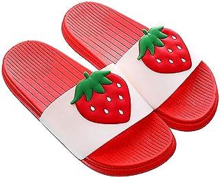 Chaussons Mules Garcon et Filles Sabots Tongs Sandales Femmes Chaussures Enfant Antidérapant Pantoufles de Piscine