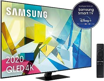 Samsung QLED 4K 2020 50Q80T - Smart TV de 50
