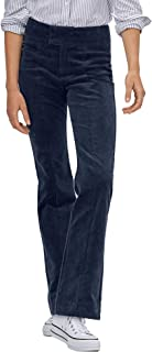 Ellos Women's Plus Size Bootcut Corduroy Pants