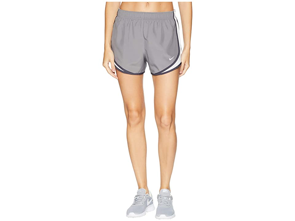 Nike Dry Tempo Short (Gunsmoke/Vast Grey/Gridiron/Wolf Grey) Women