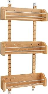 Best rev a shelf adjustable door mount spice rack Reviews