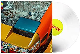 Hi This Is Flume - Exclusive Limited Edition White Colored Vinyl LP (Single Sided 7