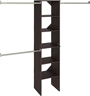 ClosetMaid SuiteSymphony Starter Tower Kit, 16