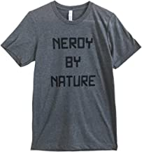 The Bold Banana Unisex Nerdy by Nature T-Shirt
