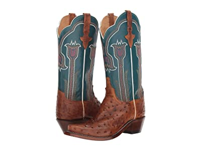 Lucchese Maeve (Barnwood/Gargandy) Cowboy Boots