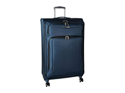Samsonite 29 Solyte DLX Expandable Spinner (Meditarerranean Blue) Luggage