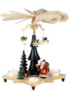 Alexander Taron Importer 33-303 Christian Ulbricht Pyramid-Santa with Angels-10.5