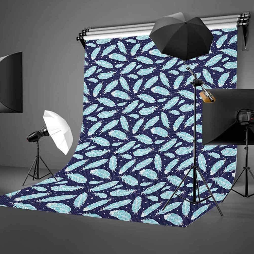 8x12 FT Kids Birthday Vinyl Photography Background Backdrops,Happy Face Celebration with Cone Hat Blowing Party Cake Print Background for Photo Backdrop Studio Props Photo Backdrop Wall