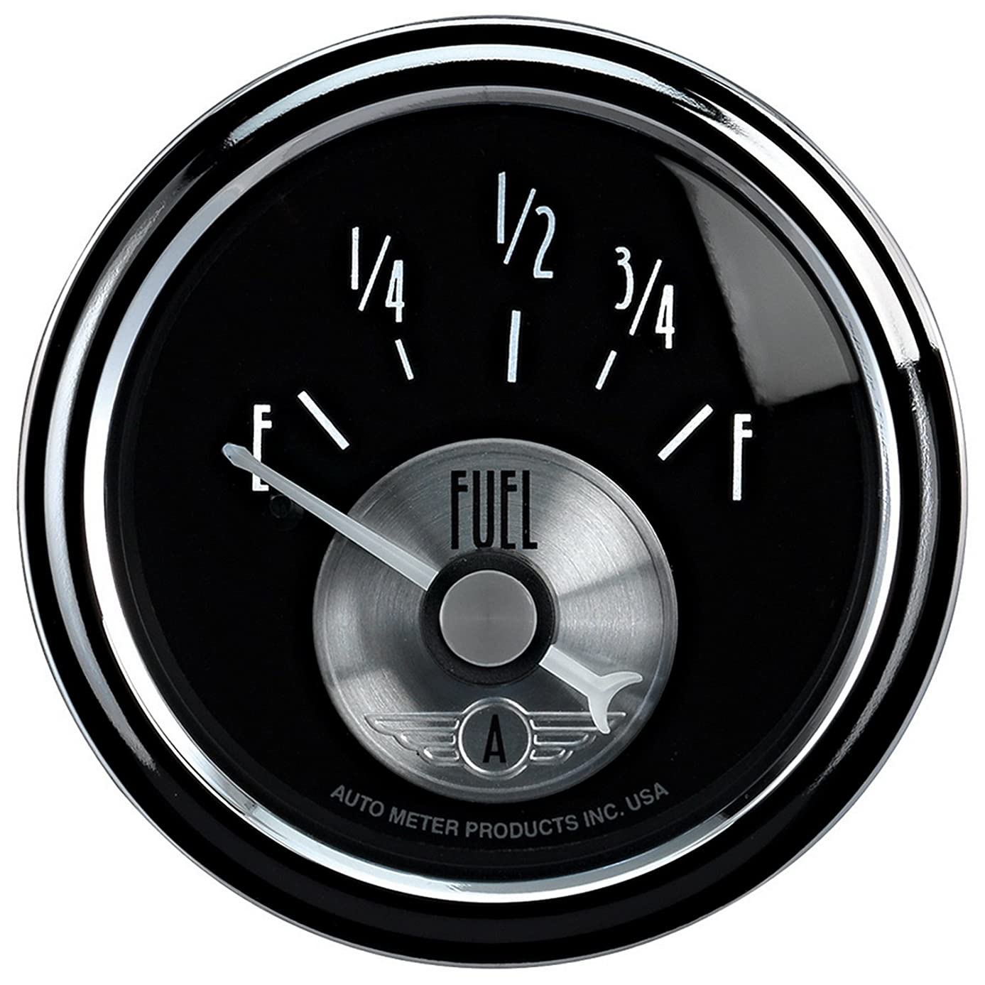 Auto Meter 2014 Prestige Black 2-1/16