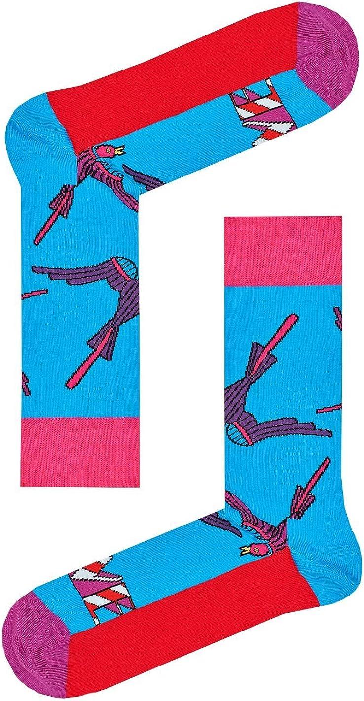 Happy Socks Women's Beatles Love Swallow Sock
