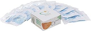 REXPIRIA-pakket 10 FFP2-maskers model GS001, halfzijdig masker, filtermasker, afzonderlijk verpakt ffp2-masker, CE 2163-ce...