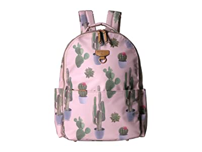 TWELVElittle On-The-Go Backpack (Cactus) Backpack Bags