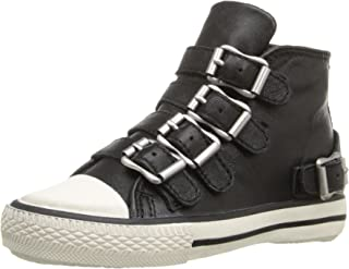 black high top sneakers for toddler girl