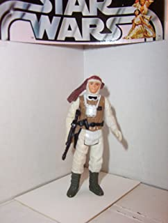 Kenner Vintage Star Wars Empire Strikes Back Luke Skywalker in Hoth Battle Gear - Action Figure From 1980