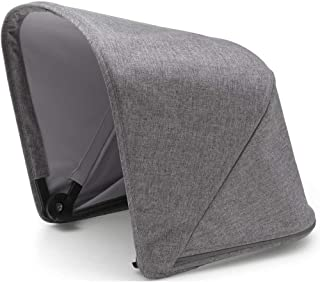 Bugaboo Fox Sun Canopy in Grey Melange