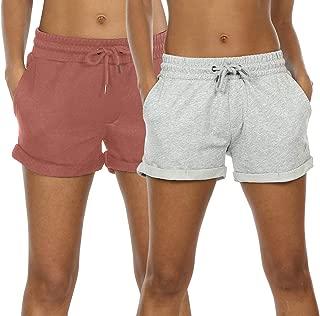 tight cotton shorts