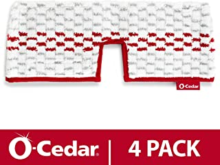 O-Cedar ProMist MAX Washable Refill, (Pack of 4)