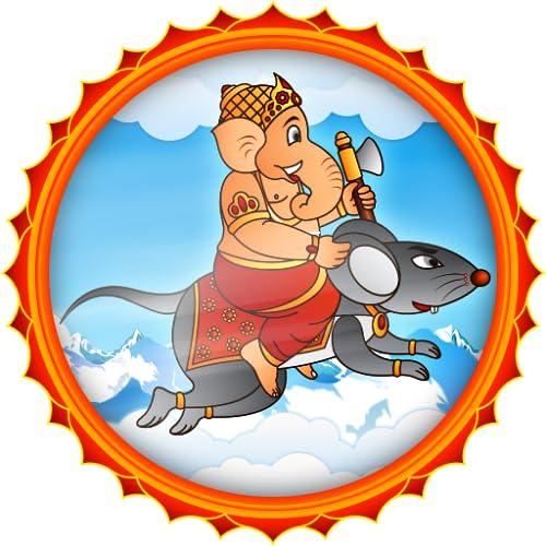 Fly Ganesha