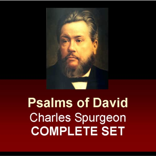 Treasury of David Complete Set by Charles Spurgeon