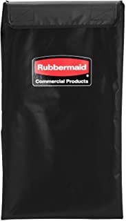 Rubbermaid Commercial Products 1871645 Sac X-Cart, 150L, Noir