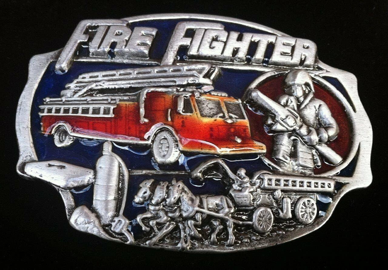Fire Fighter Cheap mail order shopping Max 47% OFF Fireman Belt Buckle Firefighters Belts Firemen Bu