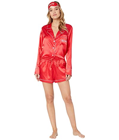Show Me Your Mumu Sleeping In Pajama Set (Merry) Women