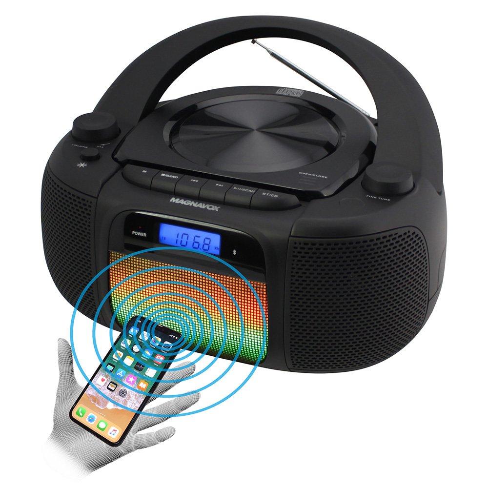 Magnavox MD6972 Changing Bluetooth Technology