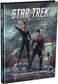 Impressions Star Trek Adventures Command Division RPG