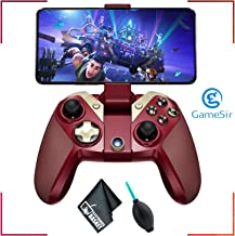 GameSir M2 for Mobile Phone Game Controller Wireless iOS Gamepad Controller Compatible with iPhone iPod iPad Mac Apple TV + Accessories