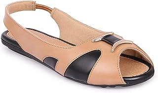 YAHE Women's Casual Italy Napa Orthopedic Comfortable Sandal Y-2281