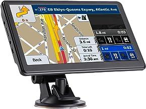 پیمایش GPS اتومبیل ، نمایشگر 7 اینچی HD ، پخش جلوی پخش صوتی 256 میلی متری ، بارگذاری بالا نقشه شمال آمریکا شامل (ایالات متحده ، کانادا ، مکزیک) نقشه مادام العمر به روزرسانی رایگان