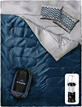 Best double sleeping bag 3 4 season Reviews