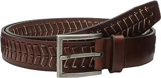 حزام جلدي للرجال من تومي باهاما مع حبل طويل