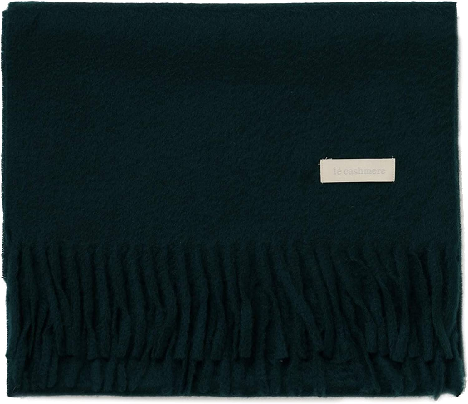 100% Pure Cashmere Scarf For Womens and Mens - Mutiple Colors, Solid, Tassel