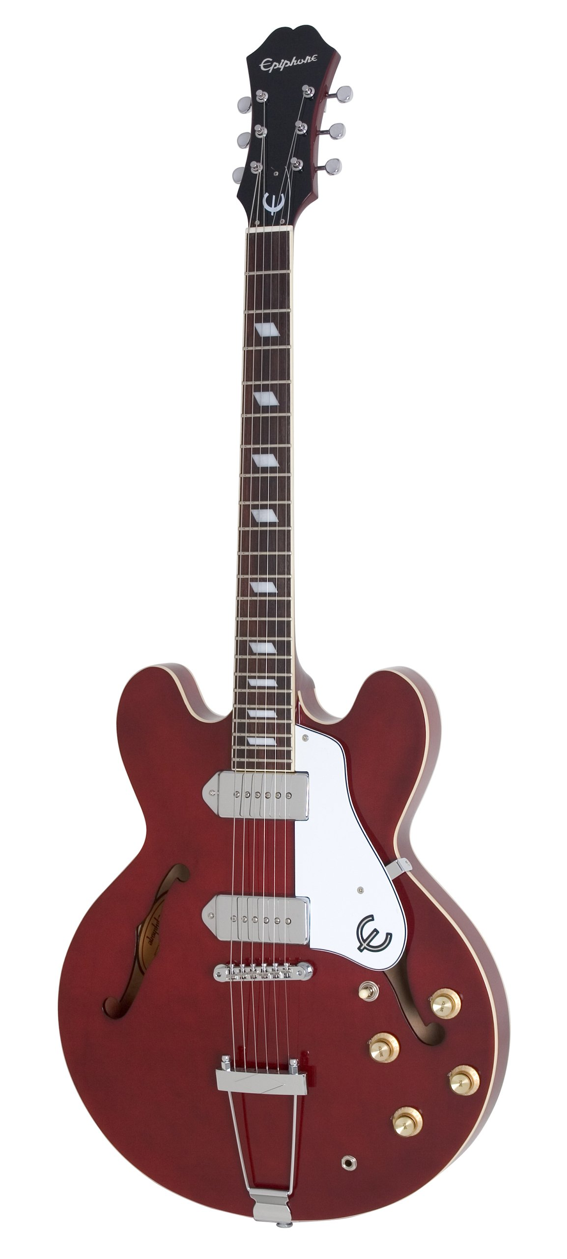 Epiphone Casino - Guitarra eléctrica, color cherry: Amazon.es ...