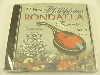 22 Best Philippine Rondalla Favorites Vol. 12