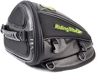 A.B Crew Motorcycle Backseat Rear PU Leather Storage Bag Multifunctional Bag Motorbike Accessories