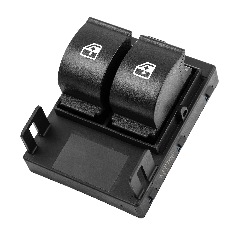 YAOPEI Front Power Window Switch 735461275 for Doblo Qubo Fiorino Nemo Bipper
