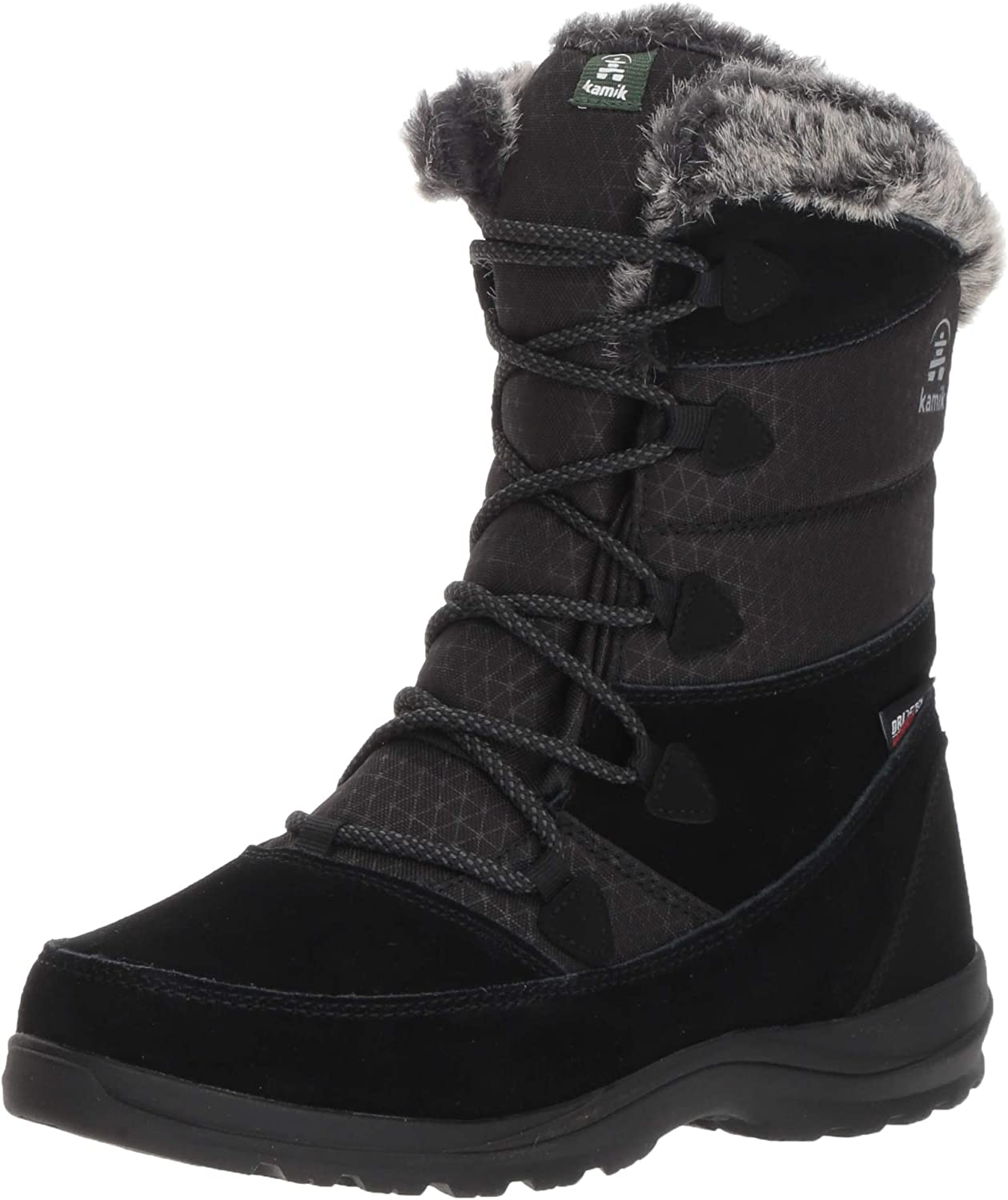 Kamik Womens Polarwide Snow Boot