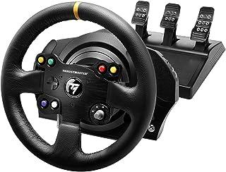 Thrustmaster TX Racing Wheel Leather Edition, racestuur en pedalen, Xbox Series X S