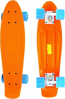 Blue Keystone Skate Supply LBC-BC-24MBBLU Beercan Boards 24-Inch Micro Brewster Complete Skateboard