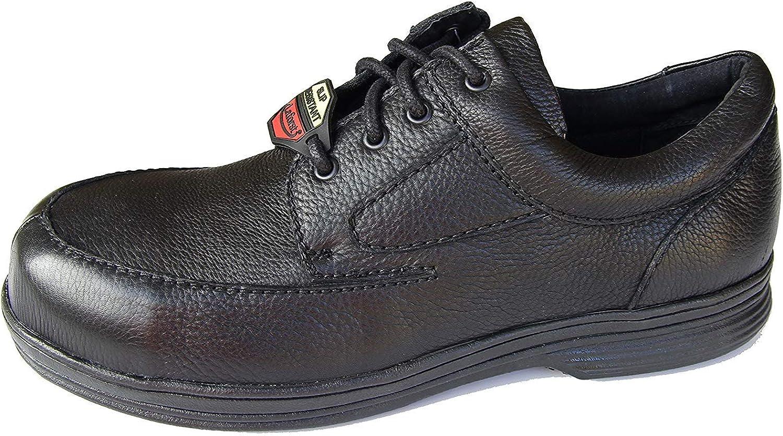Laforst Gerry 9400 Mens Work Slip Resistant Composite Toe Oxfords