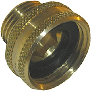 pipe thread to bolt thread adapter